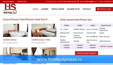 http://hotelsudploiesti.ro/